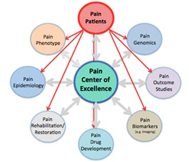 cartoon of contributors to good treatment