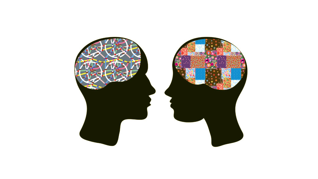 cartoon brains