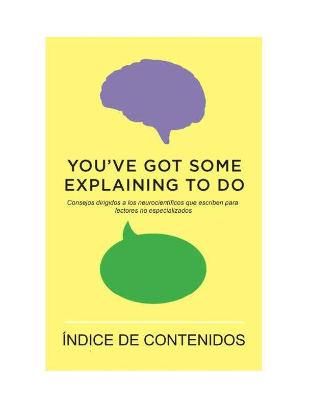 You've Got Some Explaining  to Do (Spanish)