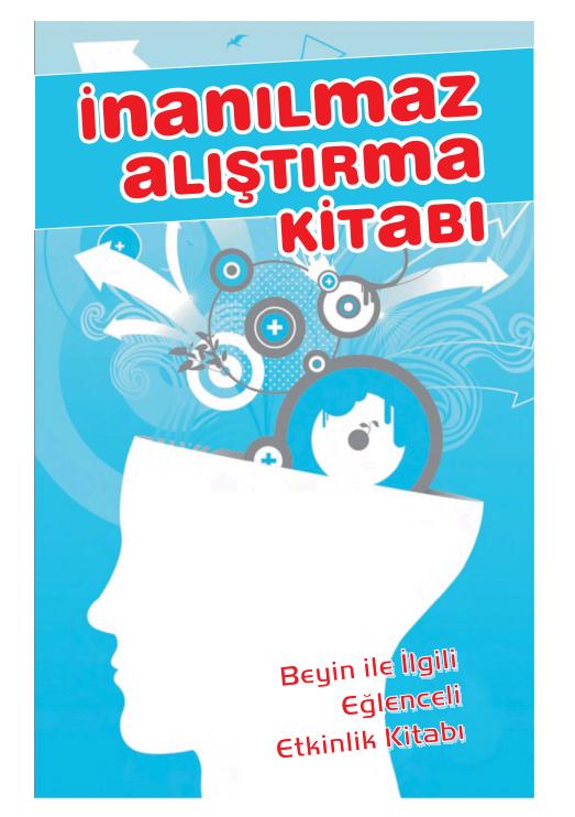 Mindboggling workbook turkish cover